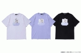 XLARGE×YASHAHIME S/S TEE TOWA(WHITE,BLACK,LtPURPLE / S,M,L,XL / 6050円)