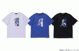 XLARGE×YASHAHIME S/S TEE SETSUNA(WHITE,BLACK,BLUE / S,M,L,XL / 6,050円)