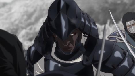 Netflixオリジナルアニメシリーズ『Yasuke -ヤスケ-』Netflixにて配信中