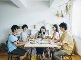 『青葉家のテーブル』場面写真到着