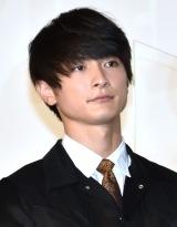 『くれなずめ』の公開記念舞台あいさつに登壇した高良健吾 (C)ORICON NewS inc.