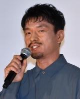 『くれなずめ』の公開記念舞台あいさつに登壇した目次立樹 (C)ORICON NewS inc.