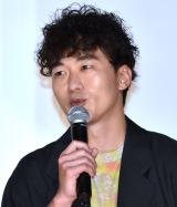 『くれなずめ』の公開記念舞台あいさつに登壇した松居大悟監督 (C)ORICON NewS inc.
