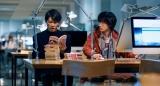 山崎賢人主演、映画『夏への扉 ーキミのいる未来へー』(6月25日公開)(C)2021 映画「夏への扉」製作委員会