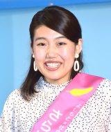 『立ち直りフェスティバル』オープニングイベントに出席した横澤夏子 (C)ORICON NewS inc.