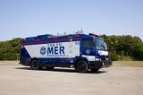 """最新鋭の機材とオペ室を備えるTOKYO MERの専用車両""""ERカー"""" (C)TBS"""
