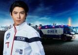 『TOKYO MER〜走る緊急救命室〜』に出演する賀来賢人 (C)TBS
