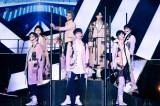 無観客配信ライブ『Kis-My-Ft2 LIVE TOUR 2021 HOME』3daysを実施したKis-My-Ft2