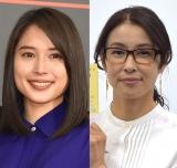 (左から)広瀬アリス、水野美紀 (C)ORICON NewS inc.