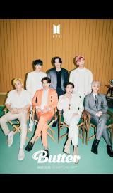 BTS新デジタルシングル「Butter」第2次グループティーザーフォト(C)BIGHIT MUSIC