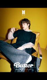 BTS新デジタルシングル「Butter」第2次ソロティーザーフォト・JIN(C)BIGHIT MUSIC