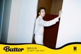 BTS新デジタルシングル「Butter」ソロティーザーフォト・JIN(C)BIGHIT MUSIC