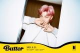 BTS新デジタルシングル「Butter」ソロティーザーフォト・RM(C)BIGHIT MUSIC