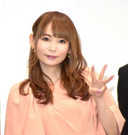 『ワタナベNオンラインハイスクール』記者発表会に参加した中川翔子 (C)ORICON NewS inc.
