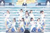 ライブイベント『ラブライブ!虹ヶ咲学園スクールアイドル同好会 3rd Live! School Idol Festival 〜夢の始まり〜』の様子(C)2020 プロジェクトラブライブ!虹ヶ咲学園スクールアイドル同好会