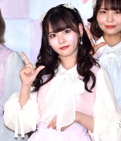 =LOVE・齊藤なぎさ=1stアルバム『全部、内緒。』発売記者会見 (C)ORICON NewS inc.