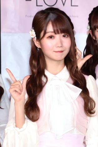 =LOVE・大谷映美里=1stアルバム『全部、内緒。』発売記者会見 (C)ORICON NewS inc.