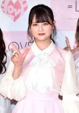 =LOVE・高松瞳=1stアルバム『全部、内緒。』発売記者会見 (C)ORICON NewS inc.