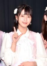 =LOVE・佐々木舞香=1stアルバム『全部、内緒。』発売記者会見 (C)ORICON NewS inc.