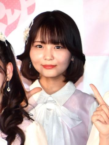 =LOVE・大場花菜=1stアルバム『全部、内緒。』発売記者会見 (C)ORICON NewS inc.