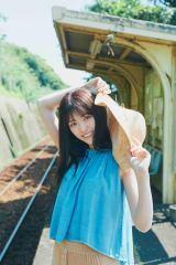 松村沙友理乃木坂46卒業記念写真集の発売が決定 (C)マガジンハウス(撮影・三瓶康友)