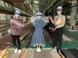 21日放送の『鉄オタ選手権』より(C)NHK