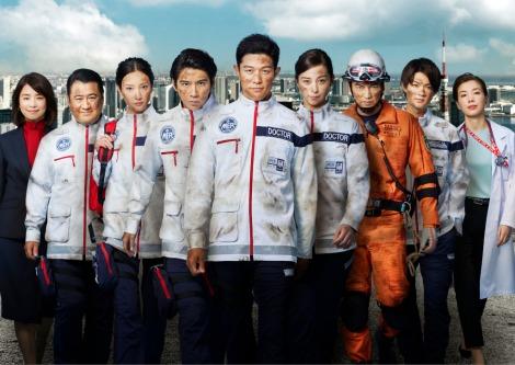 『TOKYO MER〜走る緊急救命室〜』の追加キャストが発表された(C)TBS