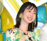 映画『ハニーレモンソーダ』ハニレモしゅわきゅんサマー開幕式に登壇した岡本夏美 (C)ORICON NewS inc.