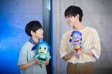 劇中のルカとアルベルトみたいな2人(C)2021 Disney/Pixar. All Rights Reserved.