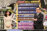 21日放送のバラエティー『全力!脱力タイムズ』に出演する(左から)小澤陽子、アリタ哲平(C)フジテレビ