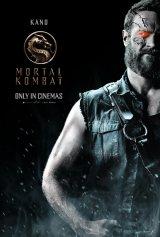 カノウ(ジョシュ・ローソン)=映画『モータルコンバット』(6月18日公開)(C)2021 Warner Bros. Entertainment Inc. All Rights Reserved
