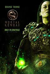 シャン・ツン(チン・ハン)=映画『モータルコンバット』(6月18日公開)(C)2021 Warner Bros. Entertainment Inc. All Rights Reserved