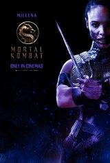 ミレーナ(シシィ・ストリンガー)=映画『モータルコンバット』(6月18日公開)(C)2021 Warner Bros. Entertainment Inc. All Rights Reserved