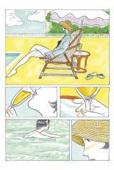 松本隆トリビュート盤の特典本『100%松本隆』中面
