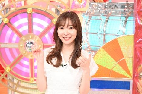 21日から3週連続で放送されるクイズ番組『クイズハッカー』MCの指原莉乃(C)日本テレビ