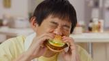 新CM「てりやきすぎて、すみません!」篇に出演した博多華丸