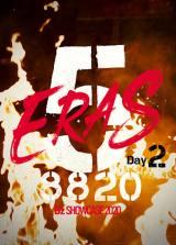 DVD/Blu-ray『B'z SHOWCASE 2020 -5 ERAS 8820- Day2』