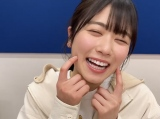 『日向撮』公式ツイッターの動画に登場した日向坂46・丹生明里