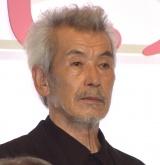 映画『いのちの停車場』の公開記念舞台あいさつに登壇した田中泯 (C)ORICON NewS inc.