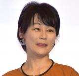 映画『いのちの停車場』の公開記念舞台あいさつに登壇した南杏子氏 (C)ORICON NewS inc.