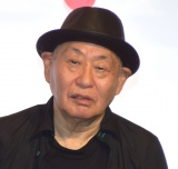 映画『いのちの停車場』の公開記念舞台あいさつに登壇した泉谷しげる (C)ORICON NewS inc.