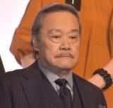 映画『いのちの停車場』の公開記念舞台あいさつに登壇した西田敏行 (C)ORICON NewS inc.