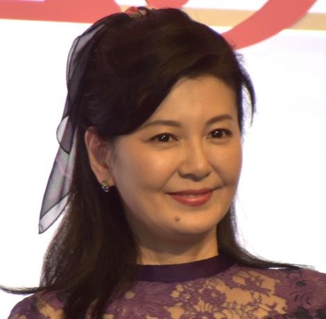 映画『いのちの停車場』の公開記念舞台あいさつに登壇した南野陽子 (C)ORICON NewS inc.