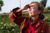 フランスの女優カトリーヌ・フロ=映画『ローズメイカー 奇跡のバラ』(5月28日公開)THE ROSE MAKER (C) 2020 ESTRELLA PRODUCTIONS ? FRANCE 3 CINEMA ? AUVERGNE-RHONE-ALPES CINEMA