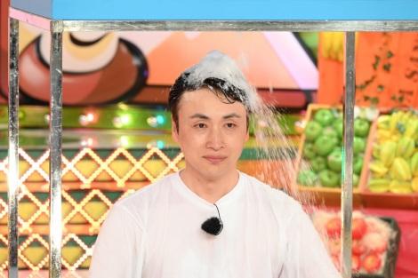 18日放送のバラエティー『バナナサンド』に出演する児嶋一哉(C)TBS