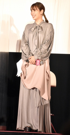 映画『地獄の花園』公開記念配信イベントに登場した広瀬アリス (C)ORICON NewS inc.