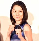 映画『地獄の花園』公開記念配信イベントに登場した小池栄子 (C)ORICON NewS inc.