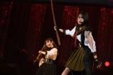 本編オープニングの『マジムリ学園外伝 -タウンゼント-』より(C)AKB48