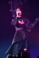 前座でソロステージを繰り広げた小田えりな(C)AKB48