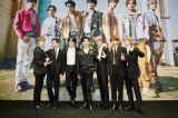 NCT DREAM(左から)マーク、ロンジュン、ジェノ、ジェミン、チソン、ヘチャン、チョンロ